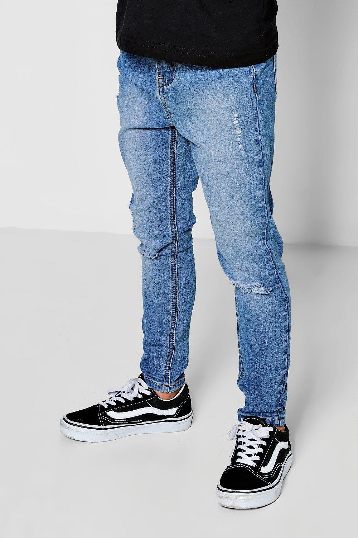 Boys Skinny Jeans | boohooMAN
