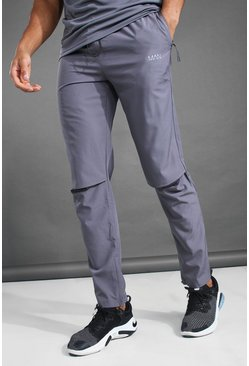Charcoal MAN Active Tapered Fit Jogger