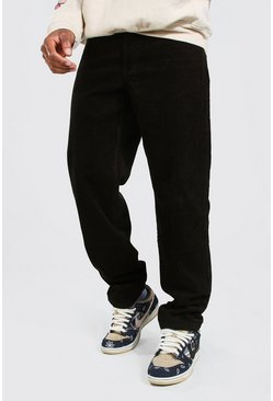 Chocolate Relaxed Fit Corduroy Trouser
