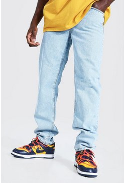 Light blue Tapered Fit Jean