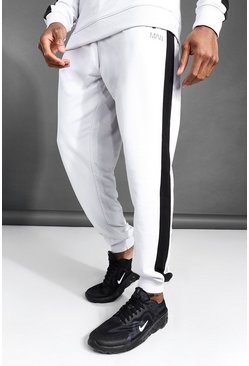Ash MAN Active Side Stripe Joggers