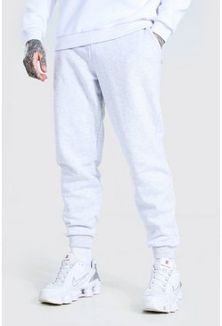 Ash grey Loose Fit Jogger