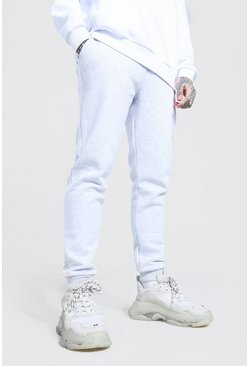 Ash grey Slim Fit Jogger