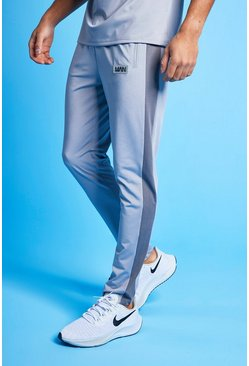 Jogging color block - MAN, Grey