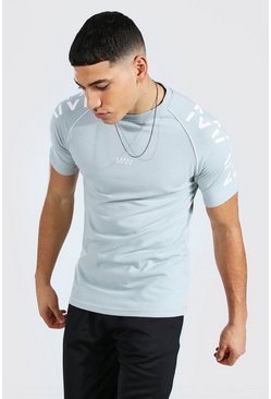 Light grey Original Man Muscle Fit T-shirt