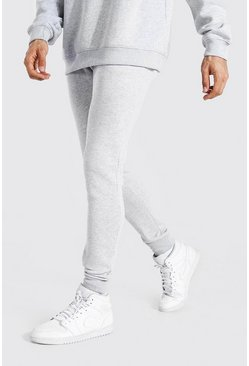 Grey marl Tall Basic Skinny Fit Jogger