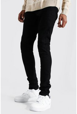 Black Tall Super Skinny Jean
