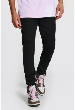 Tall - Jean skinny , Black