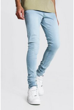 Tall Skinny Jean, Ice blue