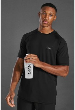 Black Man Active Gym Shaker