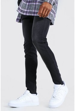 Charcoal Skinny Stretch Jean
