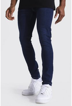 Indigo Super Skinny Stretch Jean