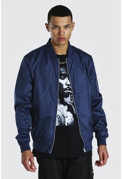 Tall - Bomber MA1, Navy