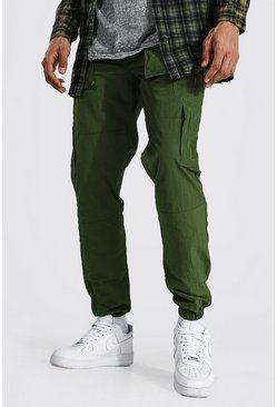 Tall - Pantalon cargo Official, Green