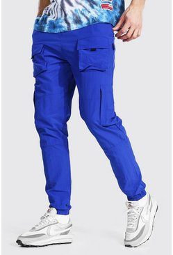 Cobalt Tall Man Official Cargo Trousers