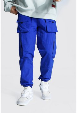 Cobalt Man Official Cargo Trousers