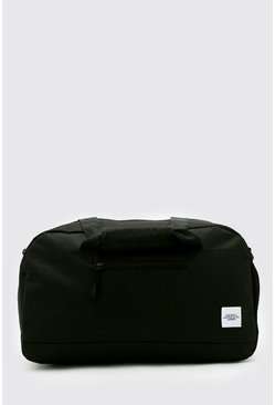 Sac cabas - MAN, Black