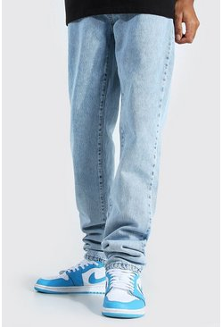 Light blue Tall Straight Leg Jean