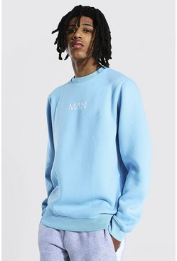 Light blue Tall Man Original Sweater