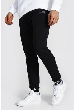 Tall - Jogging sinny - MAN, Black