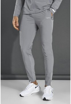 Pantalon de survêtement uni - MAN, Grey