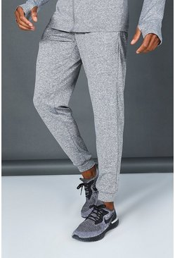 Grey Man Active Marl Yoga Joggers