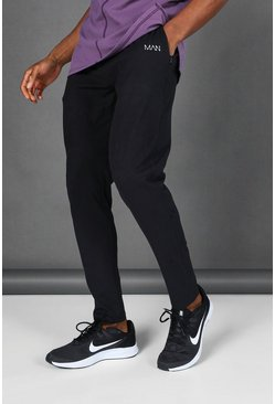 Jogging de yoga premium - MAN, Black