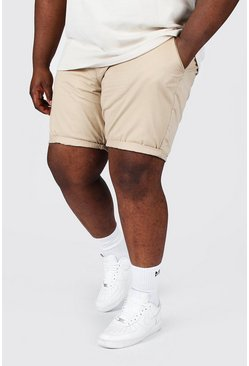 Stone Plus Slim Fit Chino Short