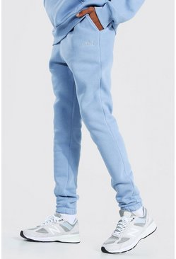 Dusty blue Tall Official Heavyweight Jogger