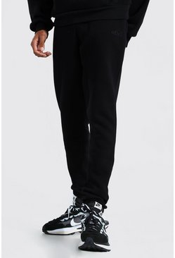 Black Tall Official Heavyweight Jogger