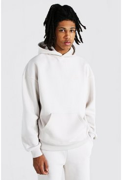 Stone Tall Official Heavyweight Hoodie