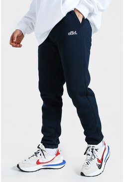 Navy Regular Official Joggers