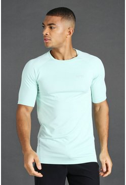 T-shirt de sport - MAN, Mint
