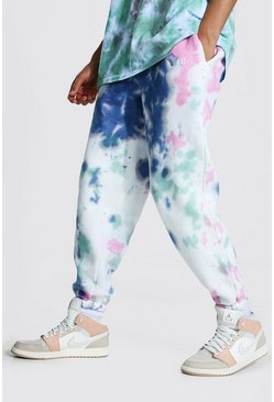 Multi Tall Oversized Official Tie Dye Joggers