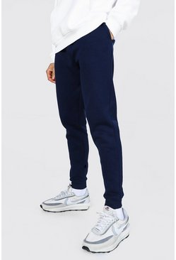 Recycled Skinny Fit Jogger, Navy