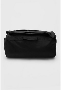 Large Holdall With Shoulder Straps, Black