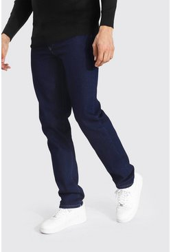 Dark wash Tall Straight Leg Jean