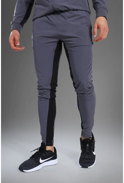 Grey Man Active Woven Track Pant