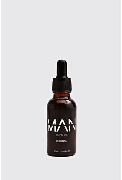 Black MAN Beard Oil