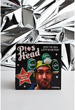 Mens Multi Beer Head Game