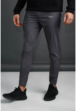 MAN Active Woven Joggers, Charcoal