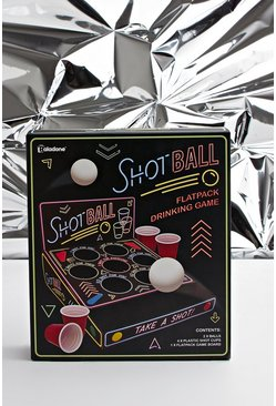 Mens Multi Shot Ball Drinking Game