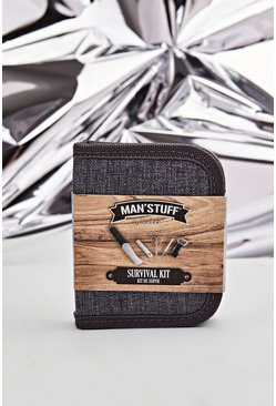 Mens Multi MAN Stuff Survival Kit