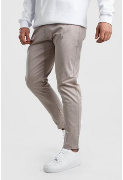 Stone Skinny Fit Chino Pants