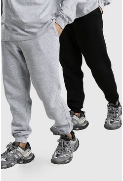 Multi 2 Pack Loose Fit Jogger