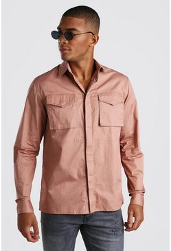 Bark 2 Pocket Utility Shirt