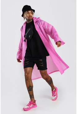 Pink Foldaway Vinyl Festival Mac