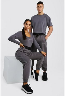 Slate Her Loose Fit Jogger With Constrast Waistband