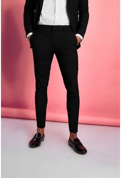 Black Super Skinny Pants