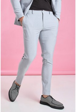 Super Skinny Trouser, Grey